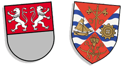Coat of arms of Witten and Barking & Dagenham