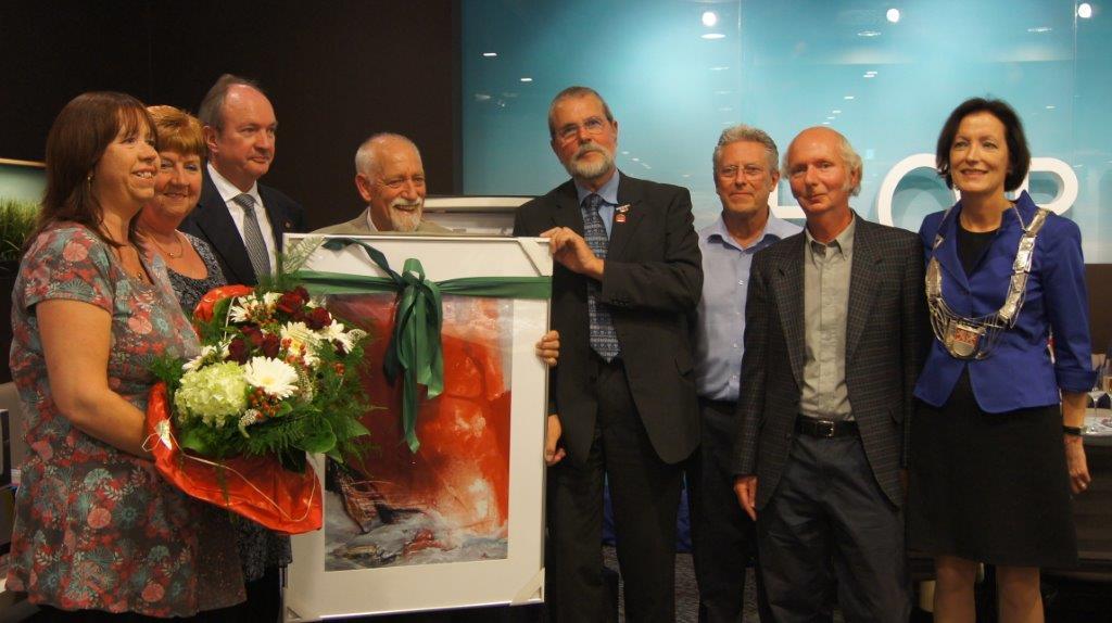 Verleihung des Partnerschaftspreises 2013