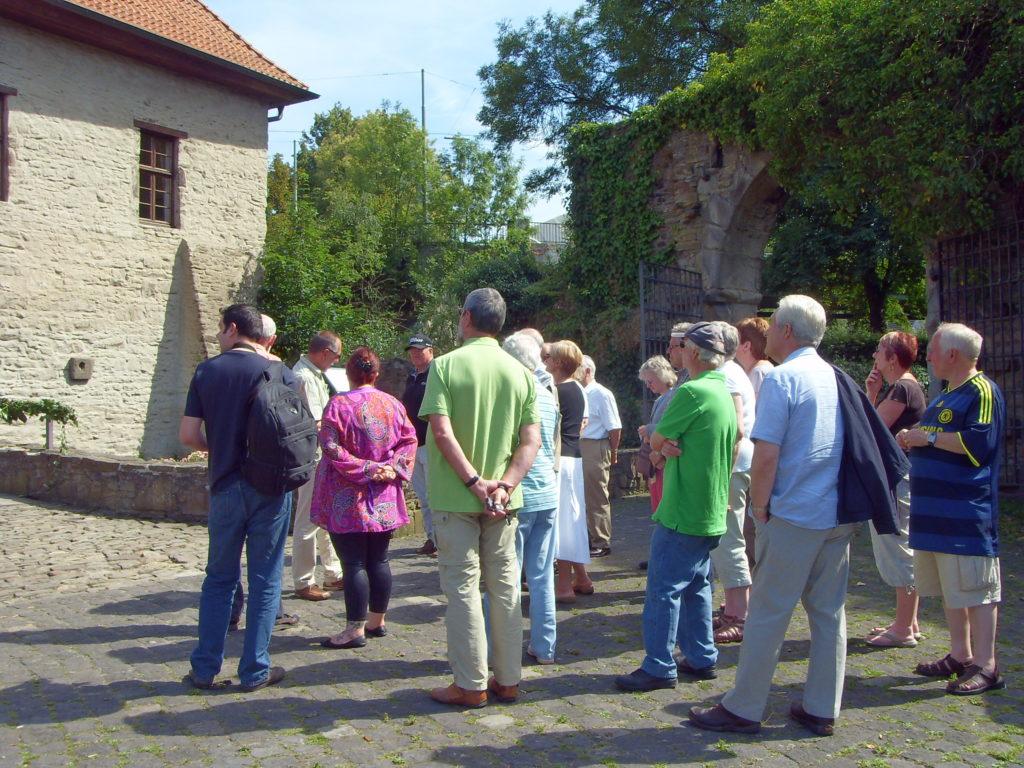 Visit to Haus Herbede